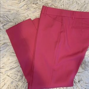 🆕 pink cropped pants from the gap size 4